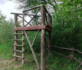 Vogelspot toren
