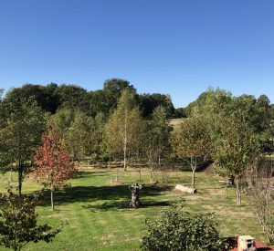 camping terrein le Douvet
